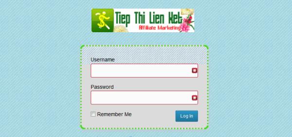 Thay Doi Dang Nhap WordPress