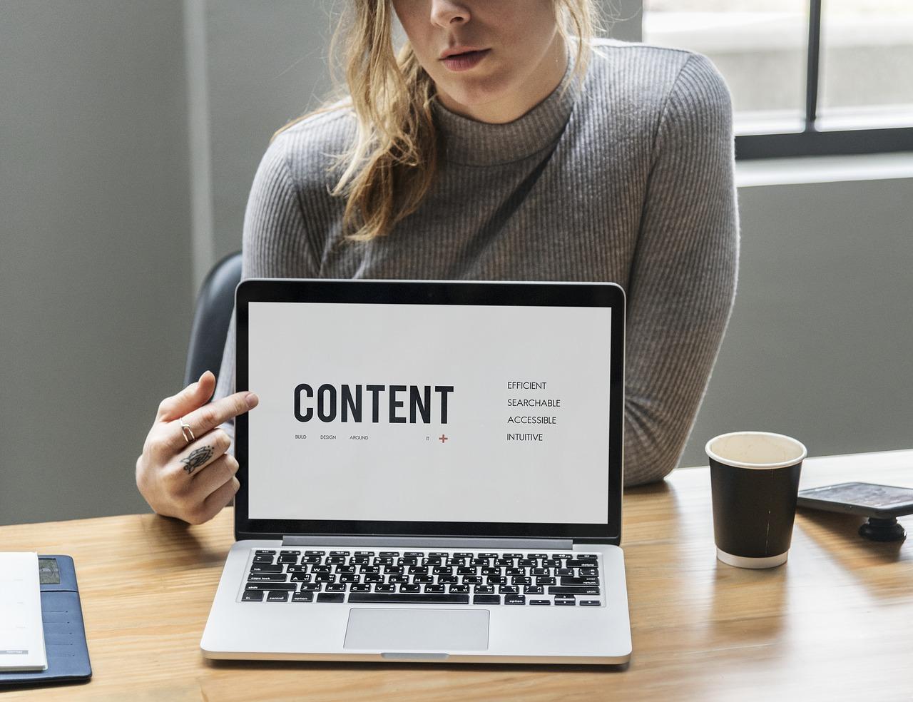 tối ưu hóa on-page content